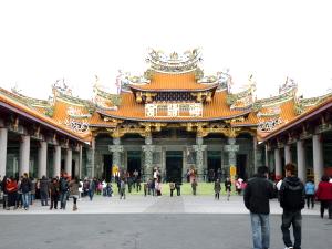 包青天祖廟